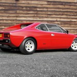 Interesting Fact About Ferrari You Might Not Know: The Dino 246GT was unique in that nowhere on the car did the word Ferrari appear.