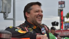 Stewart started lobbying NASCAR for a Sprint Cup date at Eldora before Wednesday's race began. He should be awarded one…