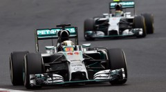 Hamilton says beating Rosberg on track and limiting the gap in the drivers' championship makes up for some of the pain of not winning the