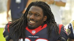 Clowney is a merciful being. Dennis Johnson is lucky Jadeveon Clowney tones it down for practice. Read more here…