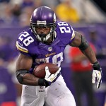 Adrian Peterson said he's finally playing in the offense he's
