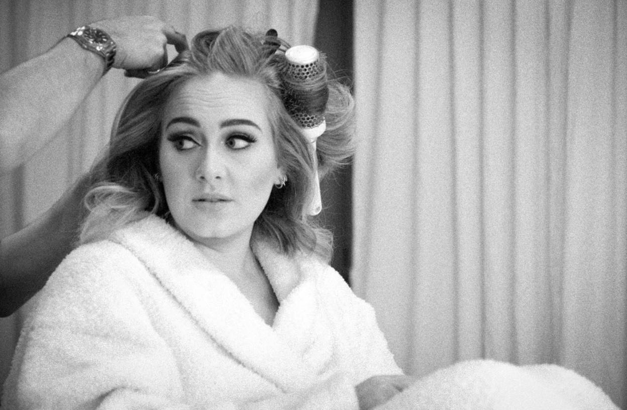Adele is so charming!