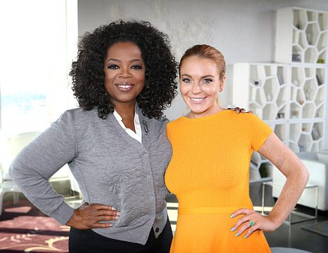 Lindsay Lohan dished out the details of her struggle for sobriety to Oprah. Lohan claims that her sixth trip to rehab has put her in a…