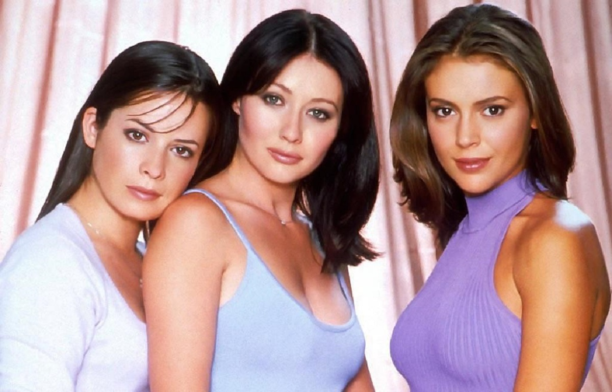 "Alyssa Milano Discusses Possible Reboot of ""Charmed"" TV Series"