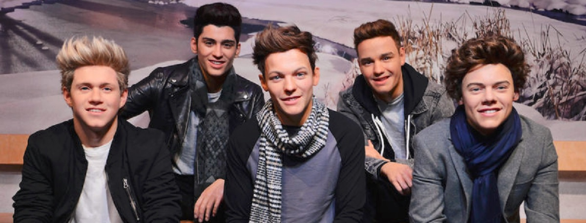One Direction Names One Direction Trivia: ...