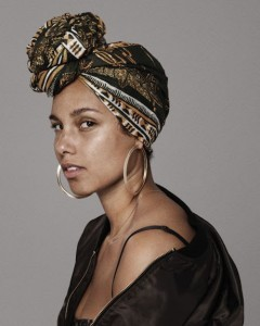 alicia keys no makeup