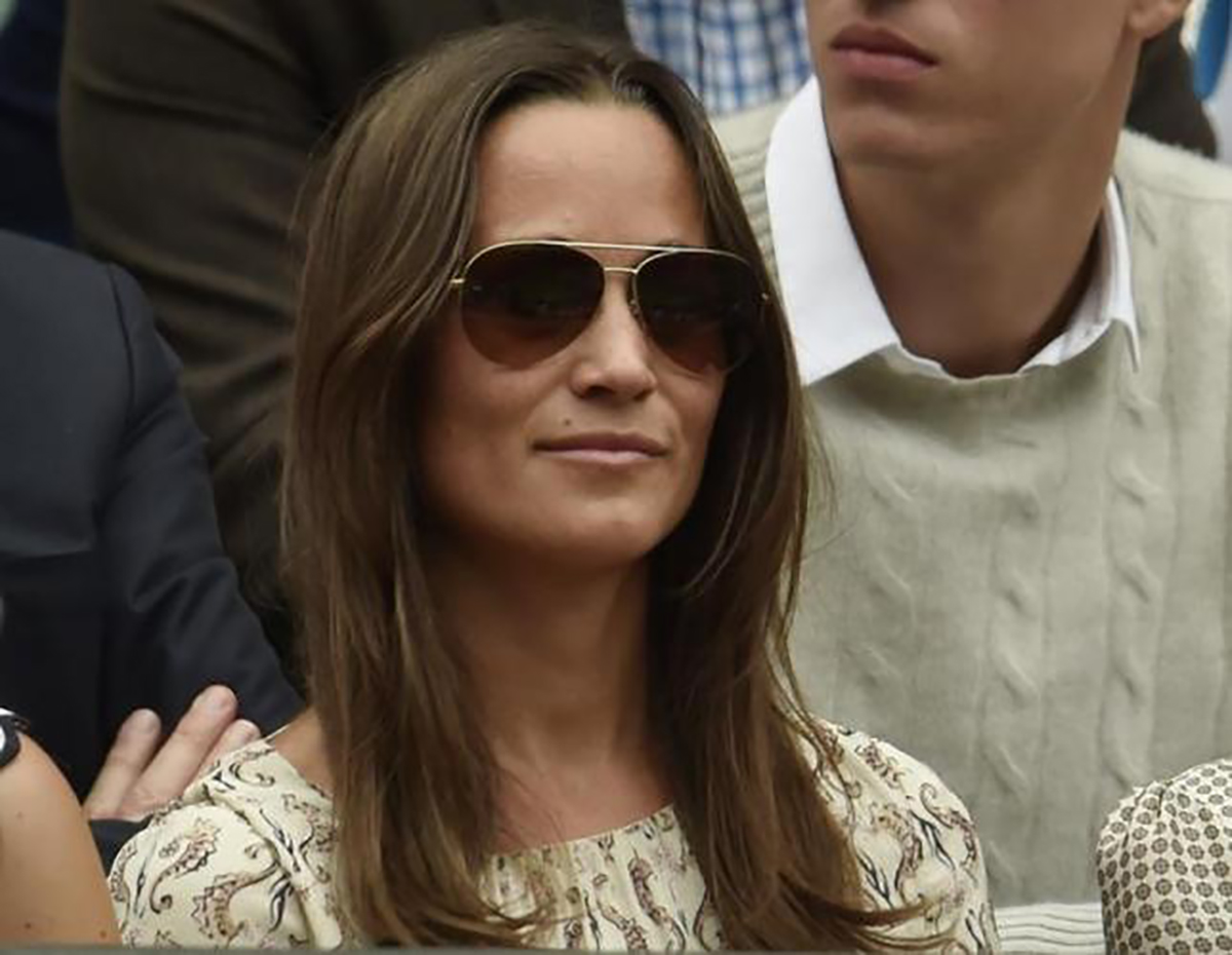 Pippa Middleton Announces Her Engagement