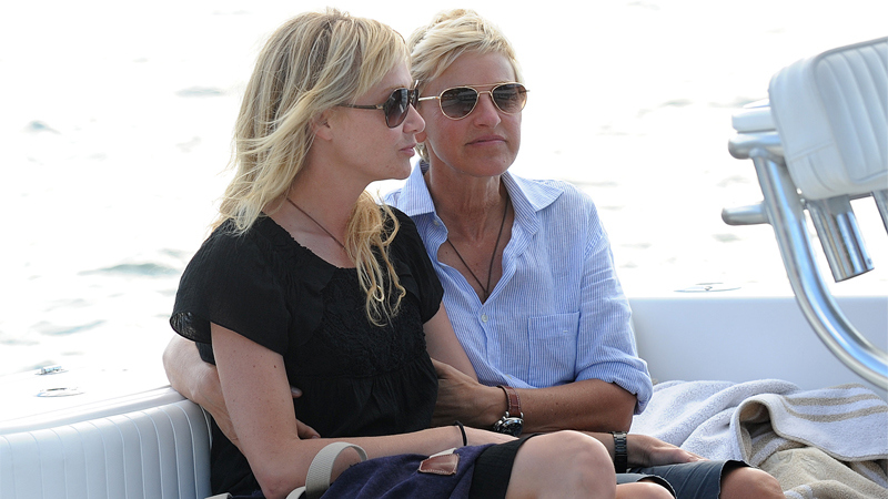 Ellen DeGeneres Wife Portia de Rossi