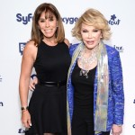 Melissa Rivers was Joan Rivers only daughter