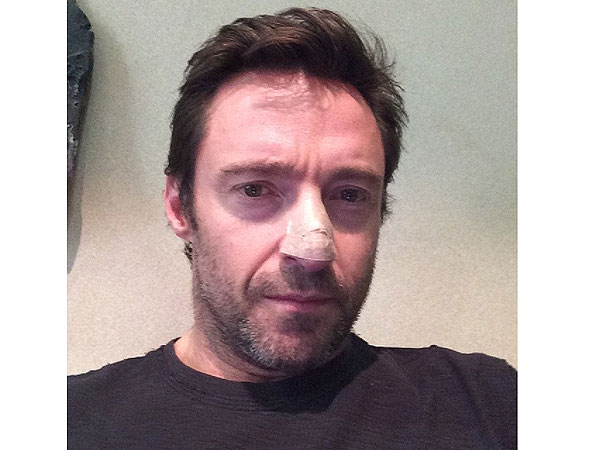 People Hugh Jackman November 2013