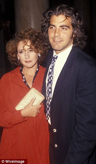 George clooney dating history 9