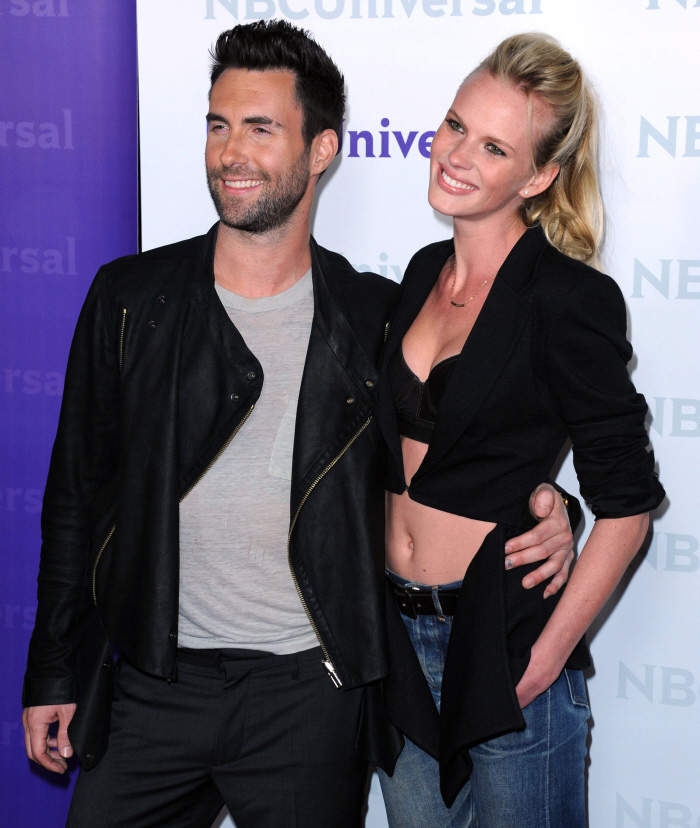 Adam Levine Apologies to Ex-Girlfriends Ahead of Upcoming ... Adam Levine And Anne Vyalitsyna Misery