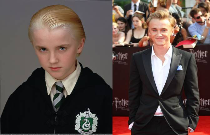 Then & Now: The Harry Potter Cast All Grown Up - Celeb Bistro