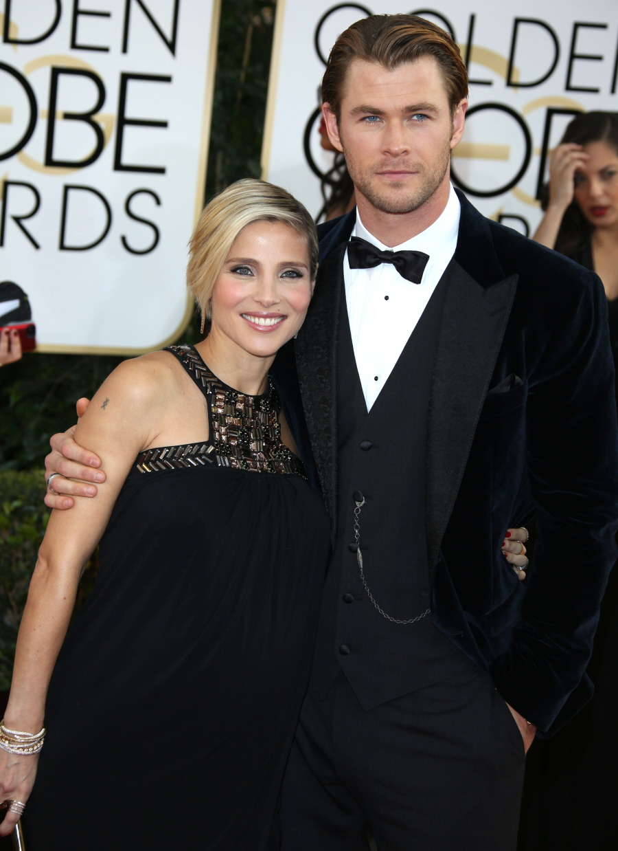Elsa Pataky and Chris Hemsworth are Having TWINS!