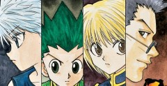 The Hunter x Hunter Manga will be resuming this June in Weekly Shonen Jump.