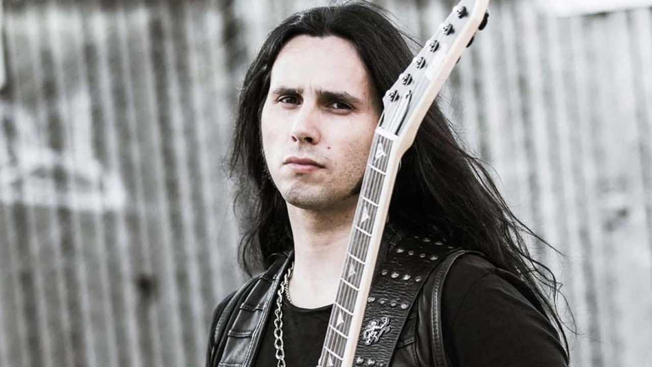 Gus G has premiered a promo for the track Brand New Revolution. It's taken from his solo album of the same name which was released last