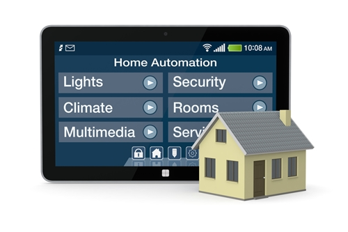 Smart-home technology looks to the future