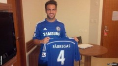 Chelsea have signed former Arsenal midfielder Cesc Fàbregas from Barcelona on a five-year deal. The Spaniard, 27, spent three years at
