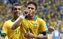 Brazil faces Germany without Neymar, captain Thiago Silva. Neymar fractured a vertebra in the quarter-final against Colombia is out for the