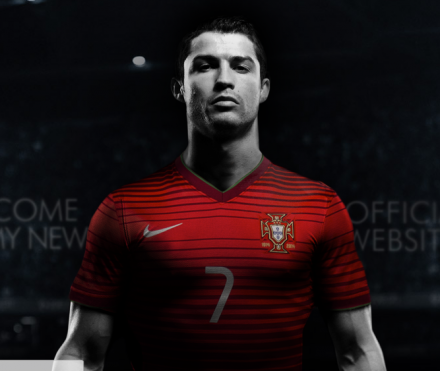 wholesale dealer efe9e 5acd9 Cristiano Ronaldo Pairs Up With Nike for A Must-Watch Ad ...