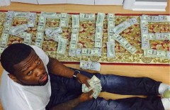 50 Cent forced back to Court by Bankruptcy Judge to Explain Cash Photos
