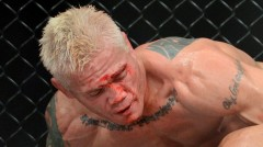 """We were made aware that newly-signed UFC competitor Joe Riggs was involved in an unfortunate accident last night. While cleaning his"