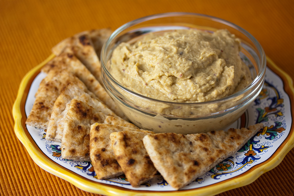 Check out 13 amazing recipes for great homemade hummus…