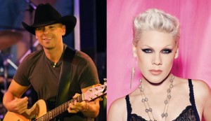 Kenny Chesney selects a new duet partner…