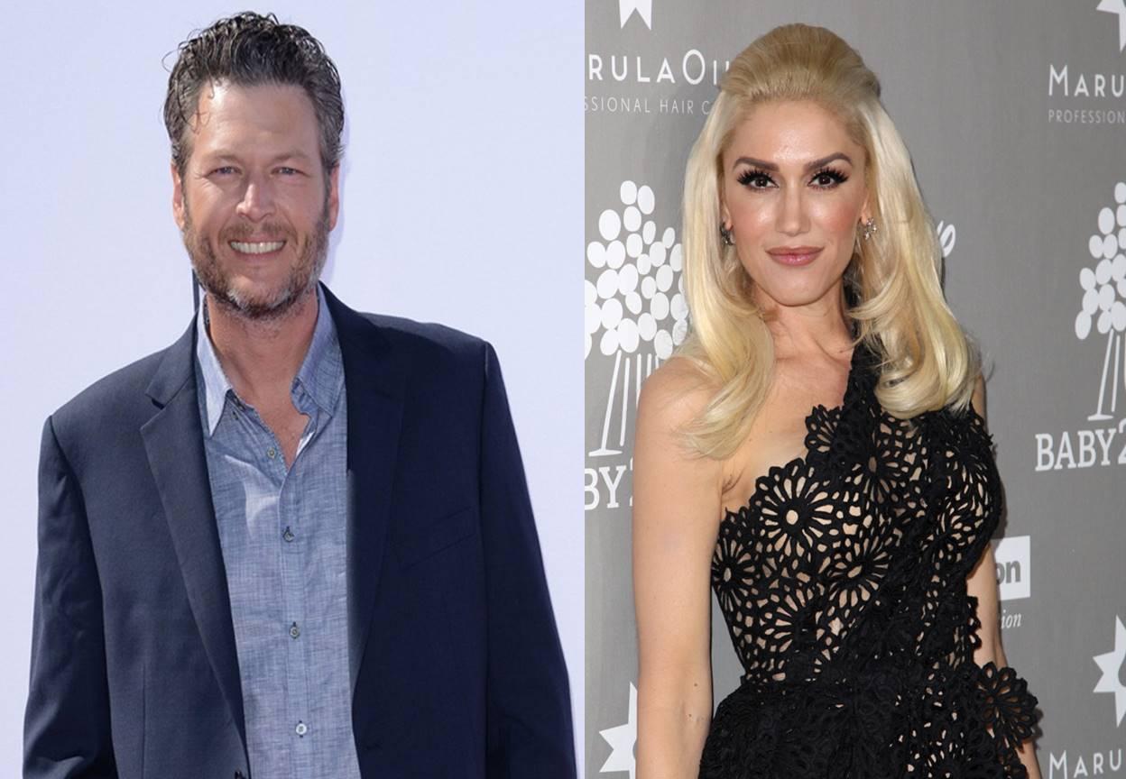 Gwen Stefani helped Blake Shelton get past a dark place.