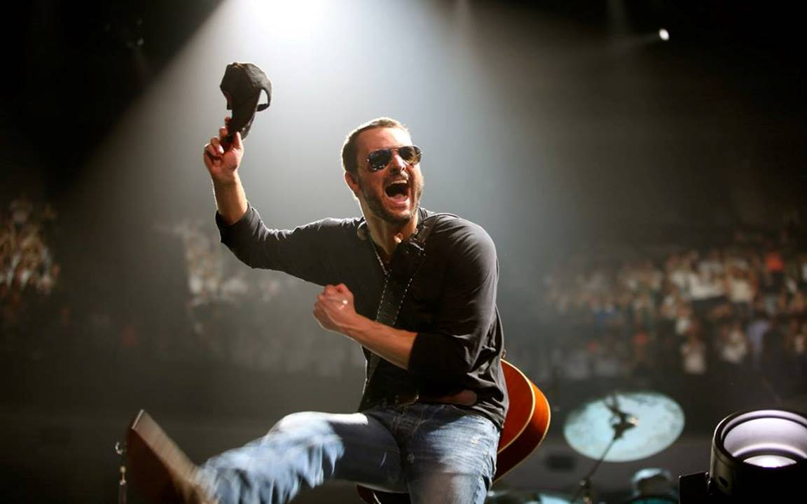 Eric Church's father cut him a deal…