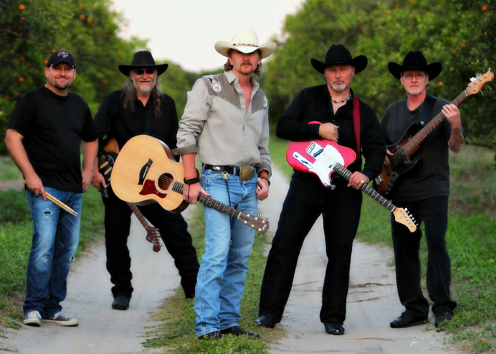 The Hoyt Hughes Band Is Bringing Florida Style Country Music Nationwide Country Music Bistro