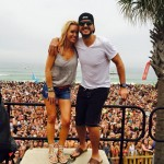 luke bryan and wife