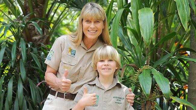 """Robert Irwin, the son of late """"Crocodile Hunter"""" Steve Irwin, will be co-hosting Discovery Kids Asia's show """"Wild But True,"""" which"""