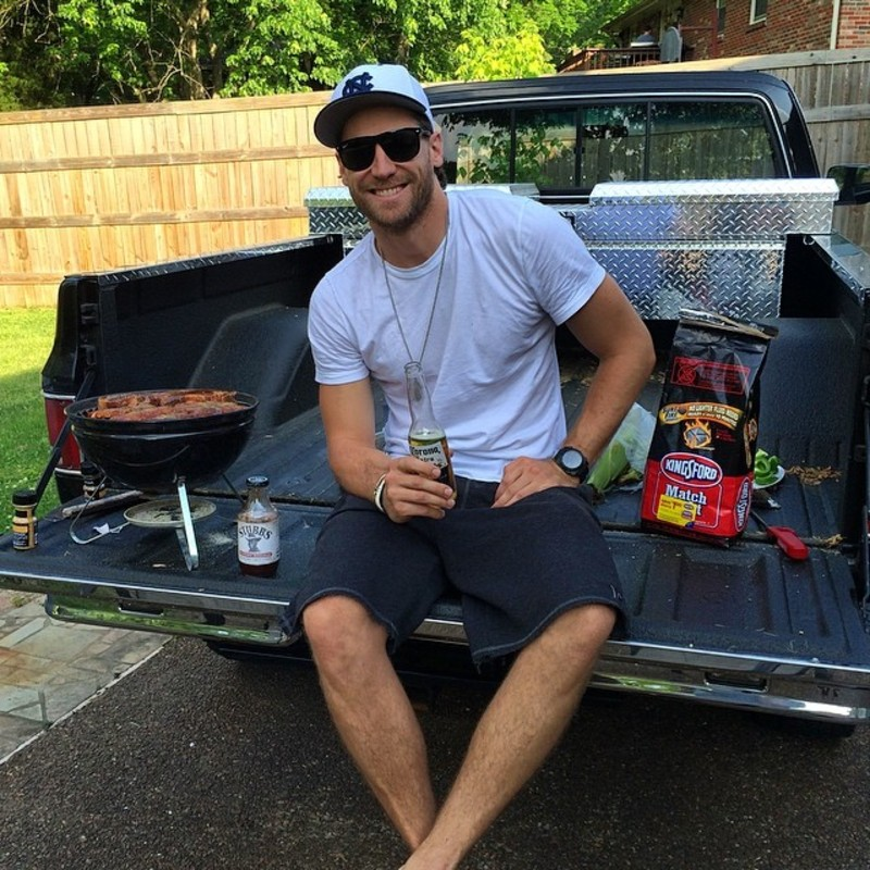 Chase Rice Tailgating
