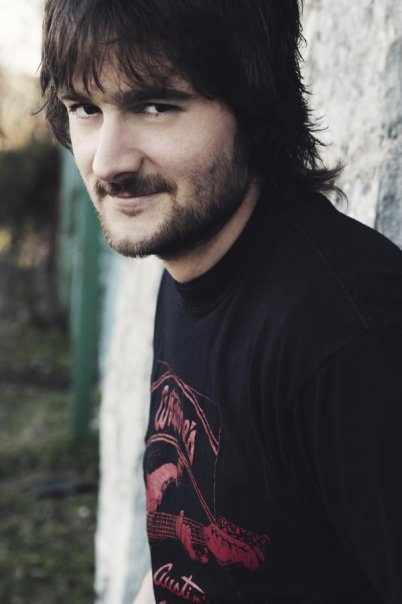 eric church with long hair
