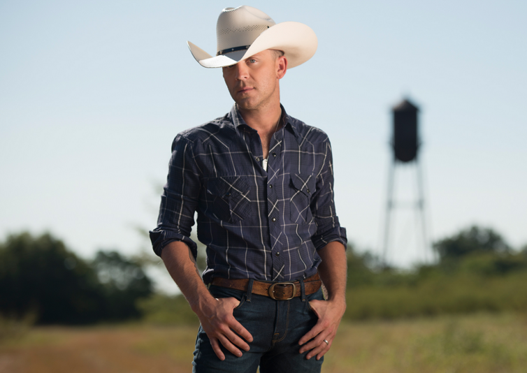 Aired during the Super Bowl this past Sunday night (Feb. 7), the commercial features Justin Moore and his beautiful family.