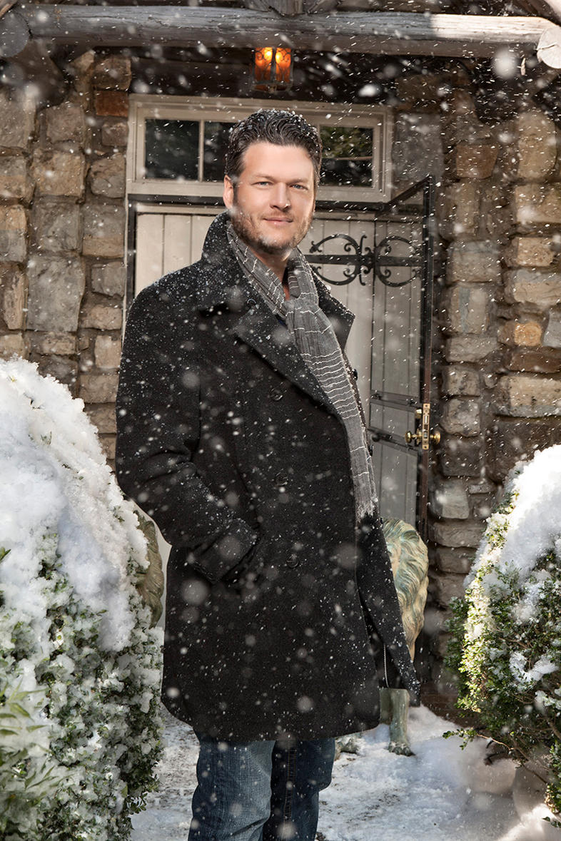 Blake Shelton Winter
