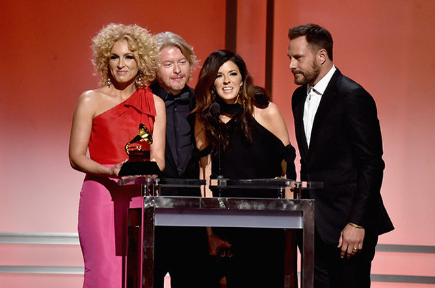 little big town grammy awards 2016