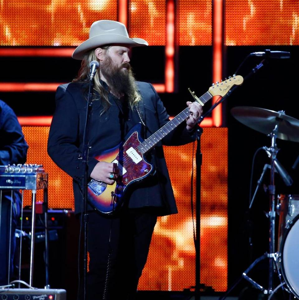 Big winners include Chris Stapleton and Little Big Town!