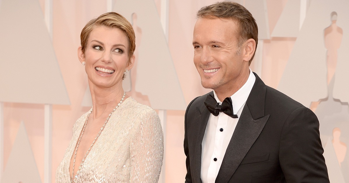 Tim McGraw & Faith Hill: A True Love Story