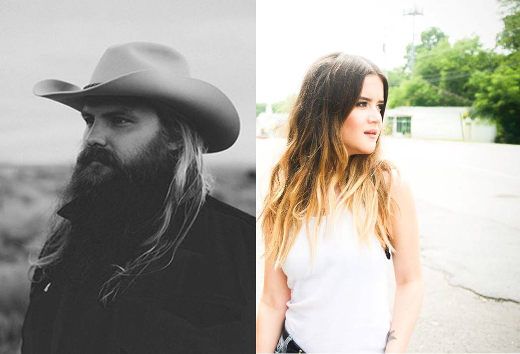 chris stapleton and maren morris