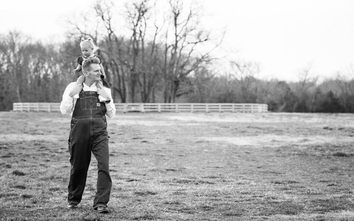 rory feek and indiana feek
