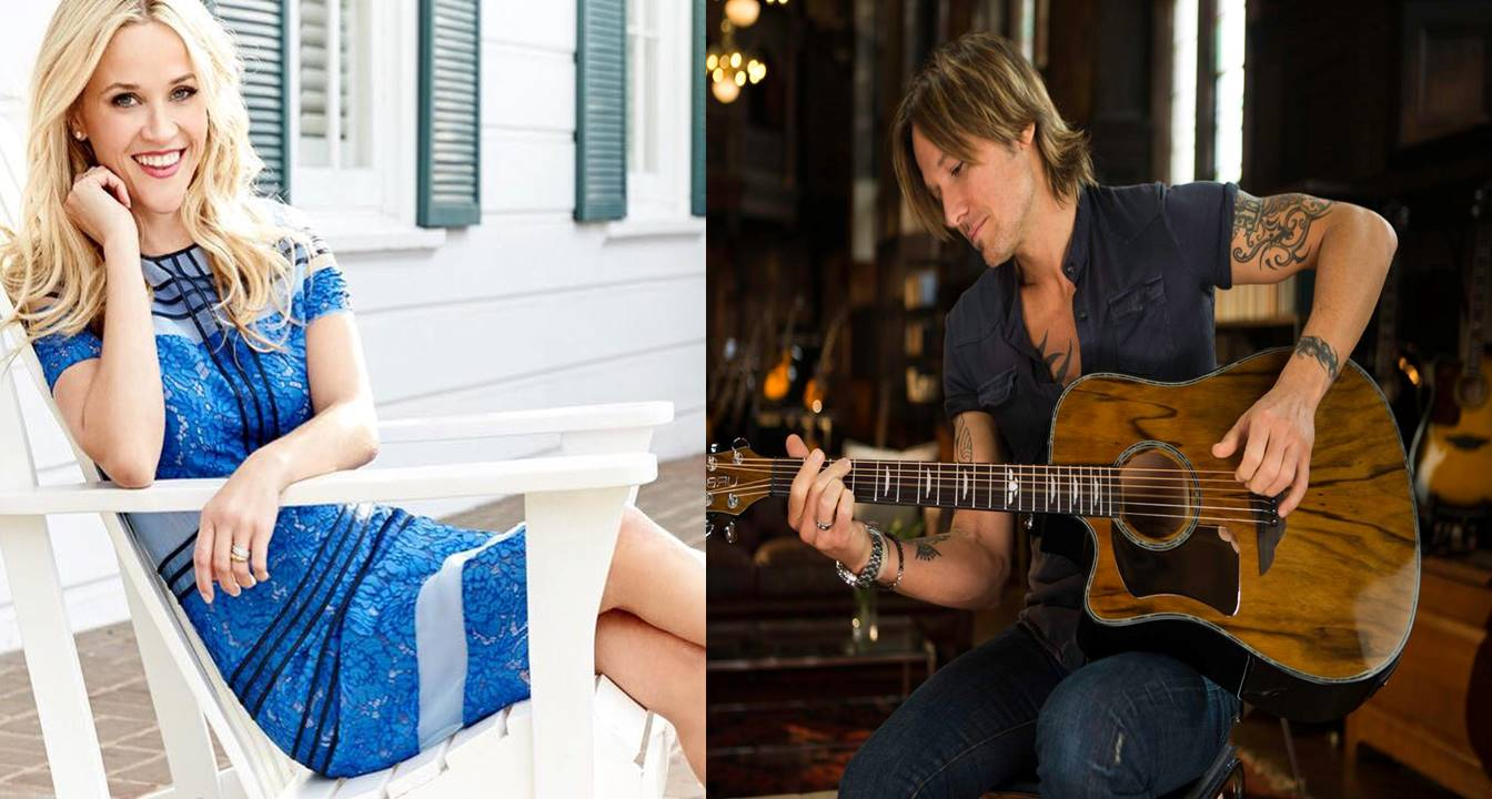 reese witherspoon and keith urban