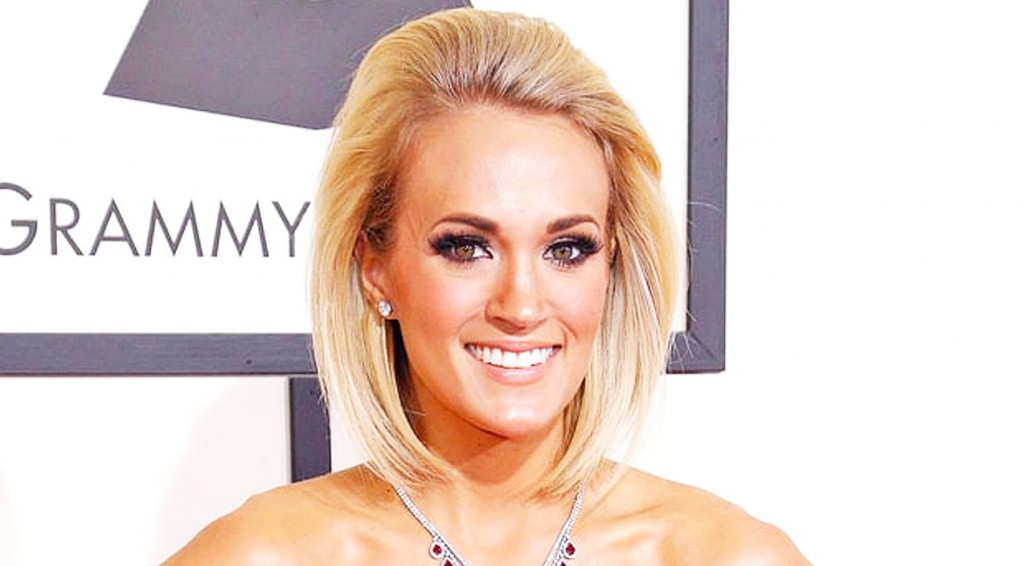 Carrie Underwood Hair cut