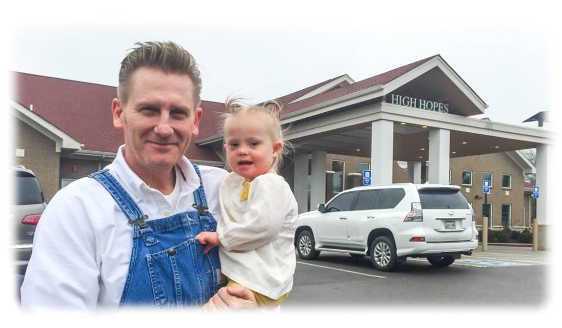 rory feek with indiana