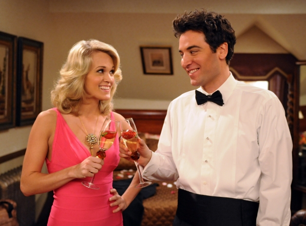 carrie underwood on how i met your mother