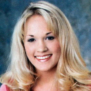 carrie underwood in high school