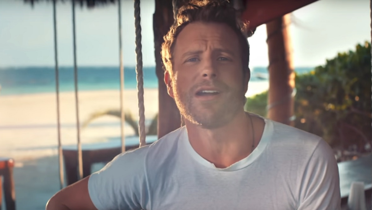 """Somewhere On A Beach"" by Dierks Bentley [Video & Lyrics]"