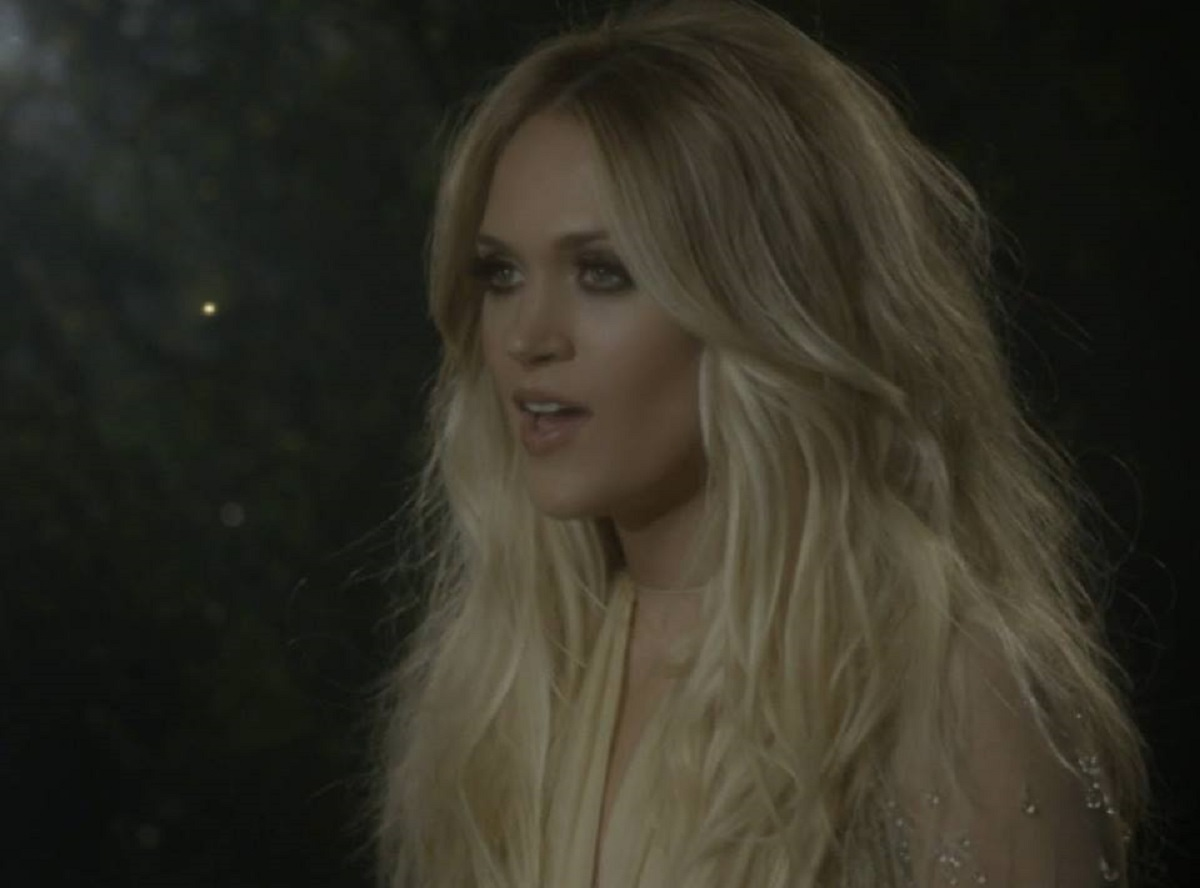 Country Trivia:  What are the Top 3 Carrie Underwood Videos from the past 5 years?