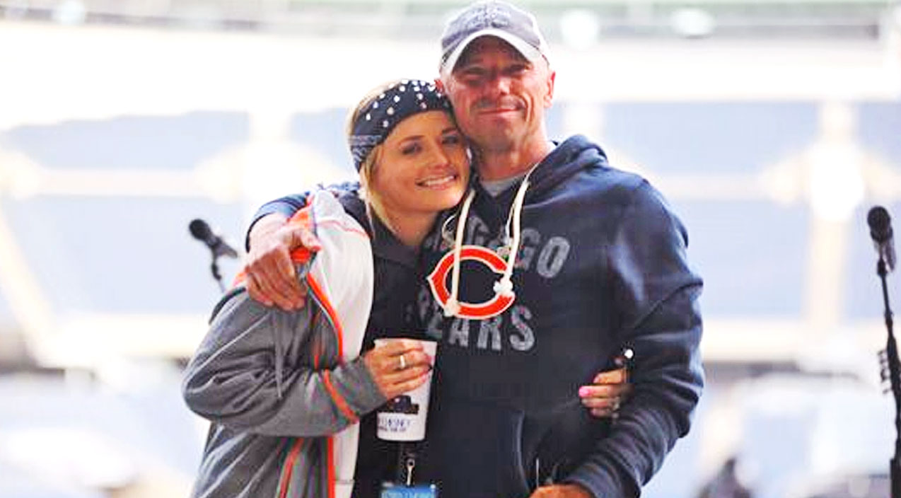 Miranda Lambert and Kenny Chesney
